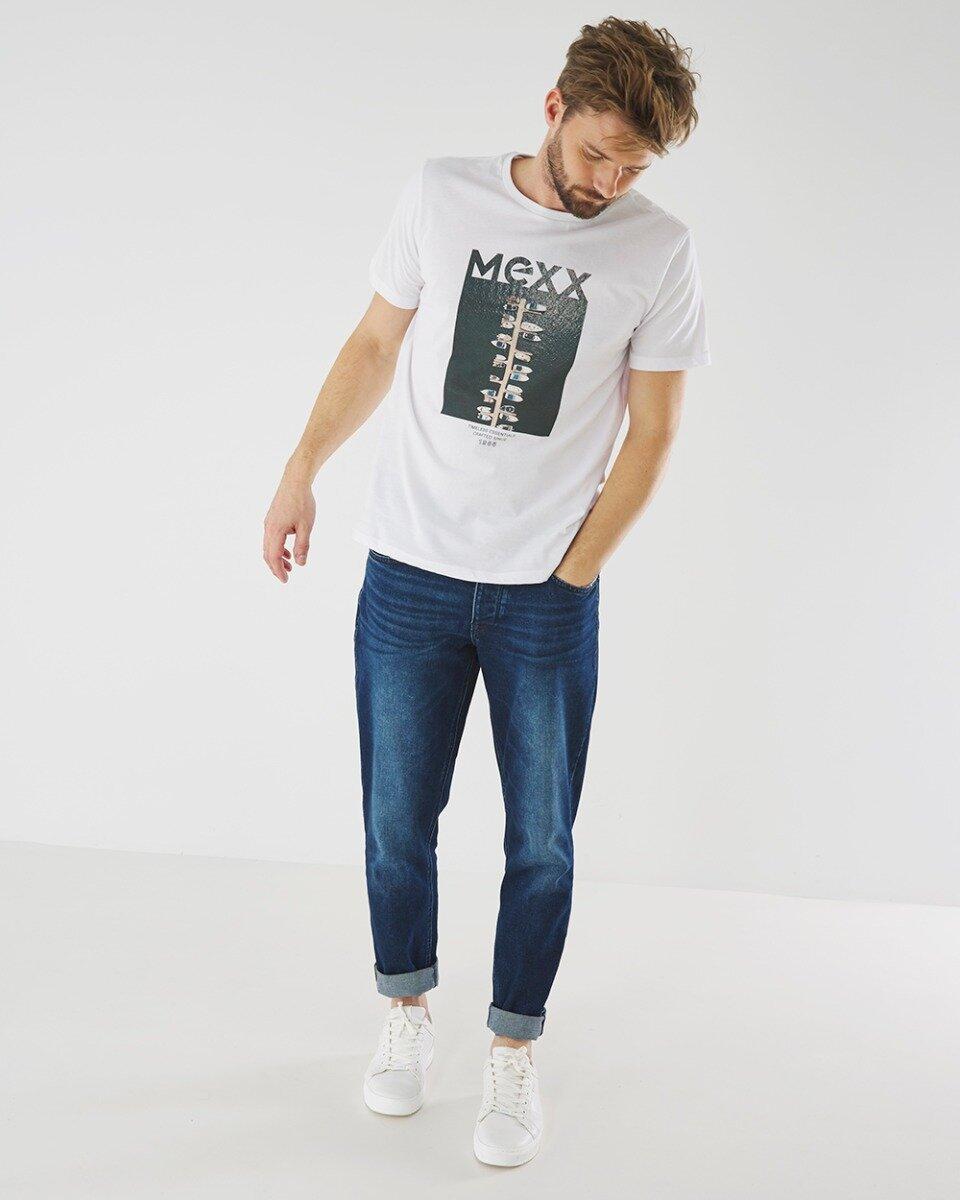 Jeans Steve donkere wassing
