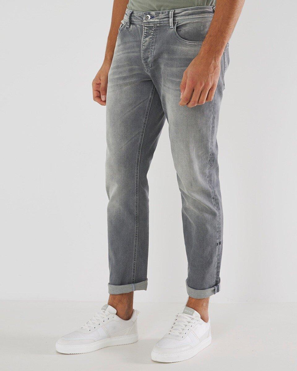 Jeans Steve grijze wassing