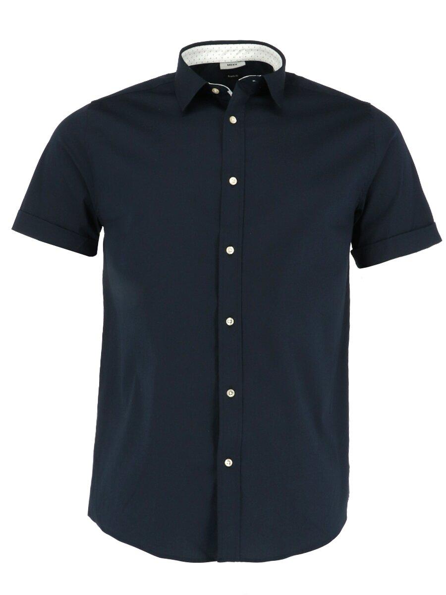 Overhemd Matthew donkerblauw