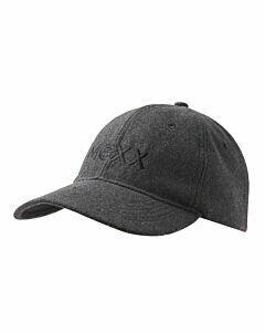 Woven cap Grey