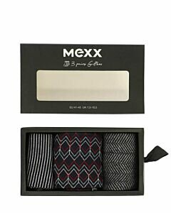 Mens-socks-gift-box-multi-print-dark-navy-/-red