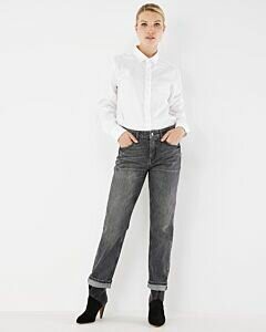 Mexx Jeans Ina Straight Fit Vintage Grey