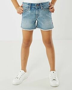 Denim shorts Tina light bleach