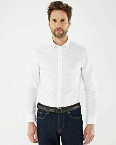 Adam Shirt Long Sleeve Off white
