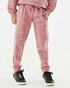 mexx sweat pants old pink
