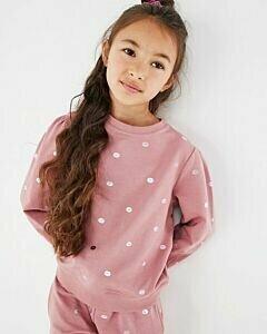 mexx sweatshirt old pink