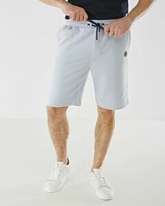 Knit Shorts Light Blue