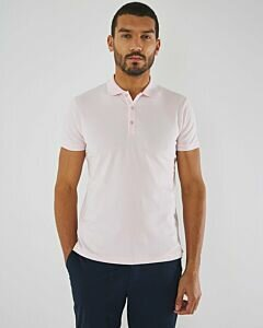 Pique Polo Light Pink