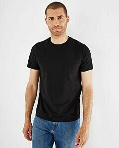 Crewneck T-Shirt Black