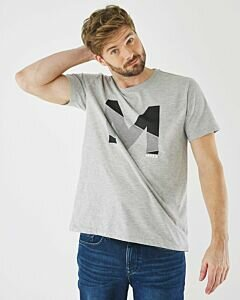 T-shirt Nathan Grey Melee