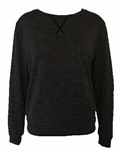 Pullover Knitted Black