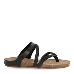 Slipper-Elin-Black