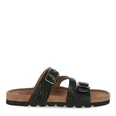 Slipper-Elmira-Black