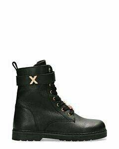 Ankle boot Haffia black