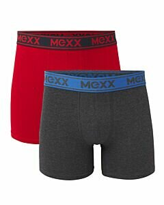 Boxers-2-pack-anthrazit/rot