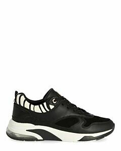 Sneakers-Flo-Black/White