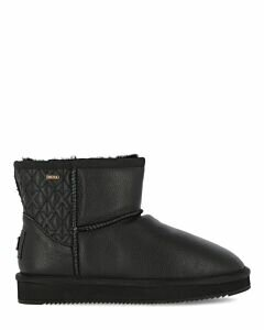 Ankle Boots Bobby Jane smooth Black