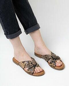 Mexx Sandal Gronau Brown