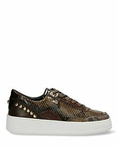 Sneakers-Fieke-Brown/Black/Grey