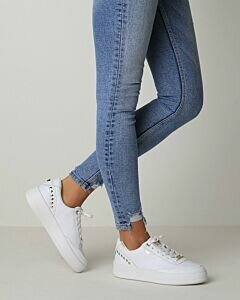 Sneakers-Fieke-White