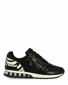 Sneakers-Flynn-Black/White