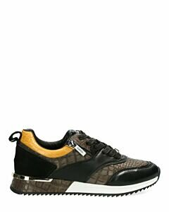 Sneakers-Finni-Black/Yellow