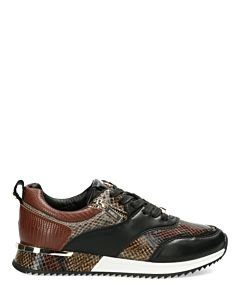 Sneakers-Finni-Brown/Black/Grey