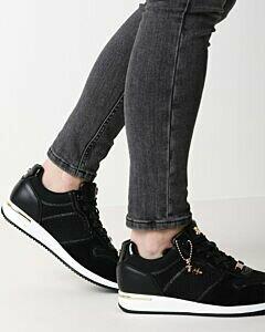 Sneaker Honey schwarz