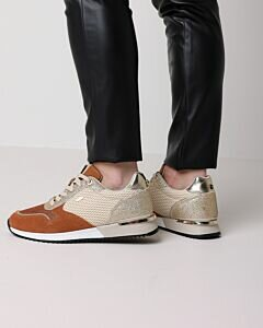 Mexx Sneaker Hilly beige/gold
