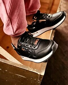 Mexx Girls Sneaker Eflin Black/Gold