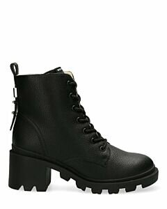 Bikerboot-Fauve-Black