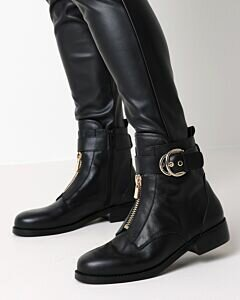 Ankle boot Fifth black