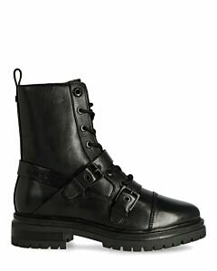 Bikerboot-Fire-Black