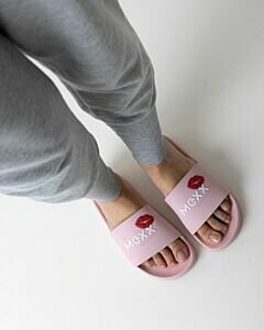 Slipper-Geja-Pink
