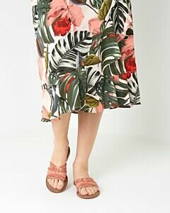 Mexx Sandal Early Coral