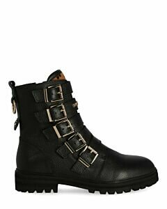 Bootie-Dido-Black/Brown