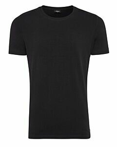 Men-T-Shirt-Round-Neck-Navy