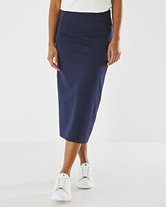 Pencil Skirt Phien Navy