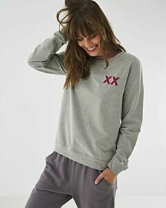 Sweater Grey Melange