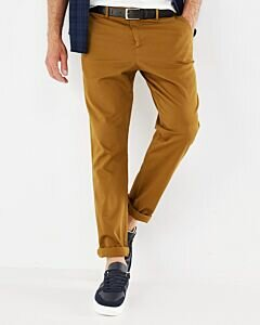 Mexx Chino Pants Golden Brown