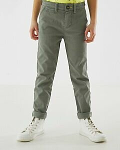 Chino Pants Dark Green