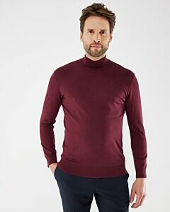Sweater Bordeaux Red