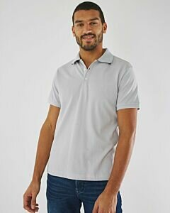 Polo Pique Light Blue