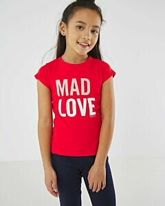 Red-T-shirt-Mad-Love-
