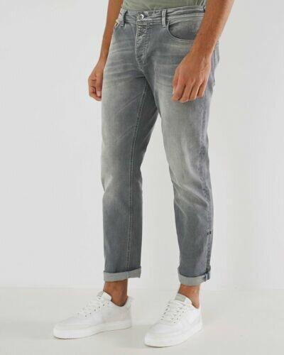 STEVE Denim Jeans Grey Used