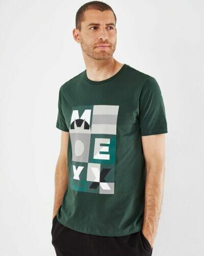 Mexx T-Shirt SS Dark Green