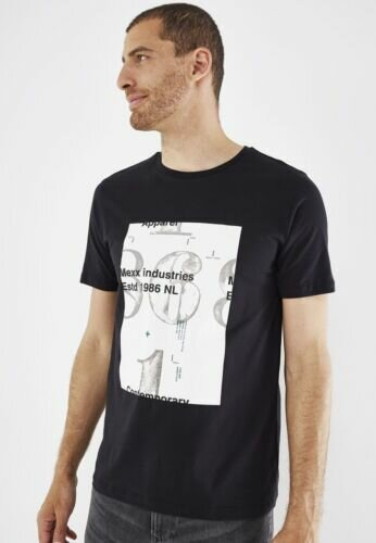 Mexx T-Shirt SS Black