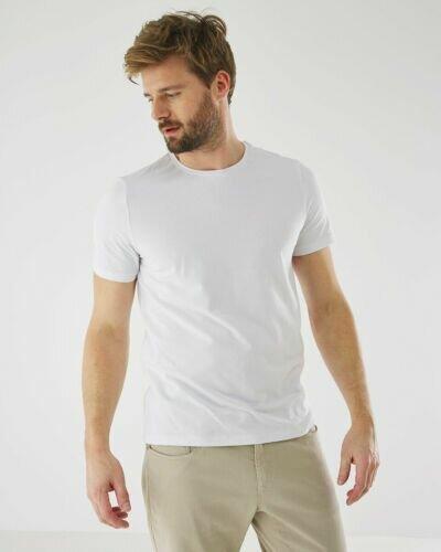 T-shirt Mason White