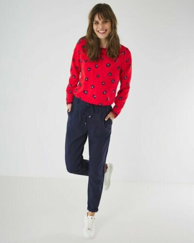 Mexx Blouse With Red Print