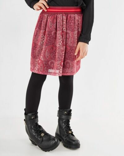 Mexx Mesh skirt Red